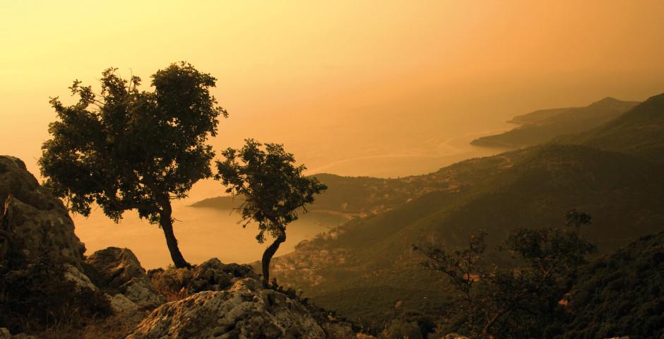 Sonnenuntergang - Kefalonia