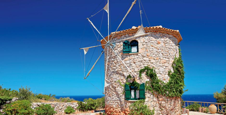 Windmühle - Zakynthos