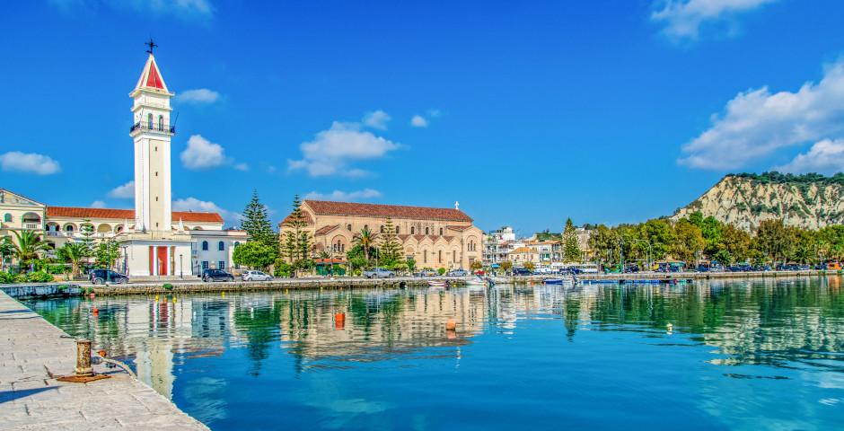 Port dans la ville de Zante - Zante