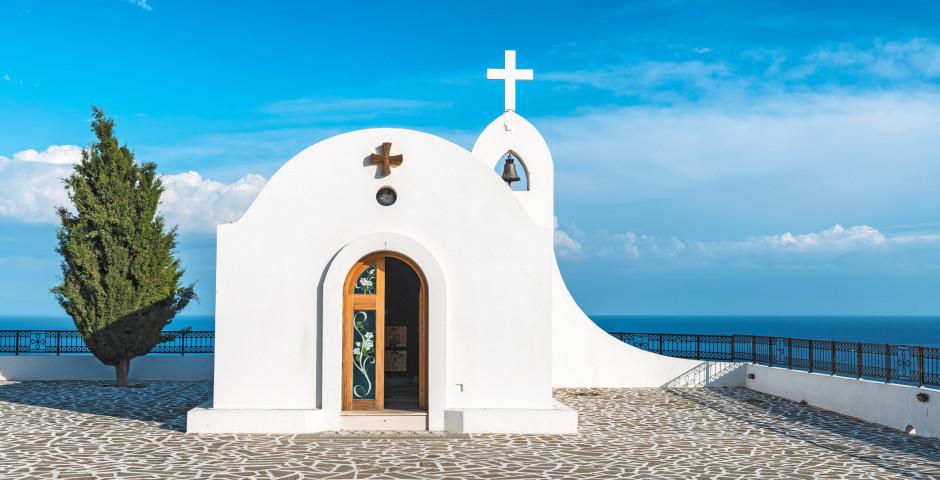 Kleine Kirche in der Nähe von Faliraki - Rhodos