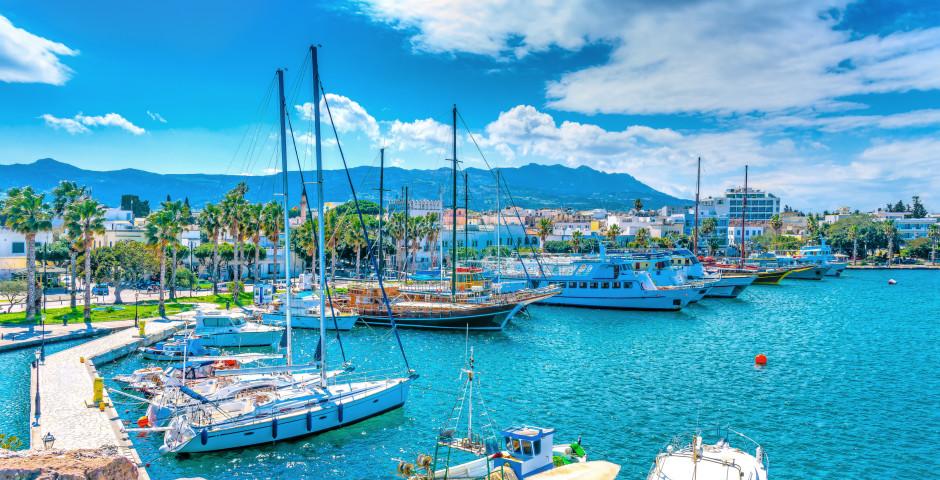 Hafen von Kos - Kos