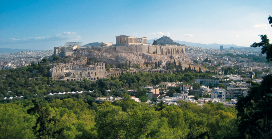Attique/Athènes