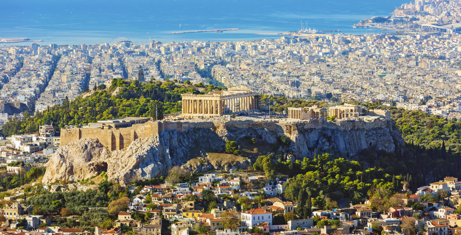 Athènes en voyage interville - Attique/Athènes