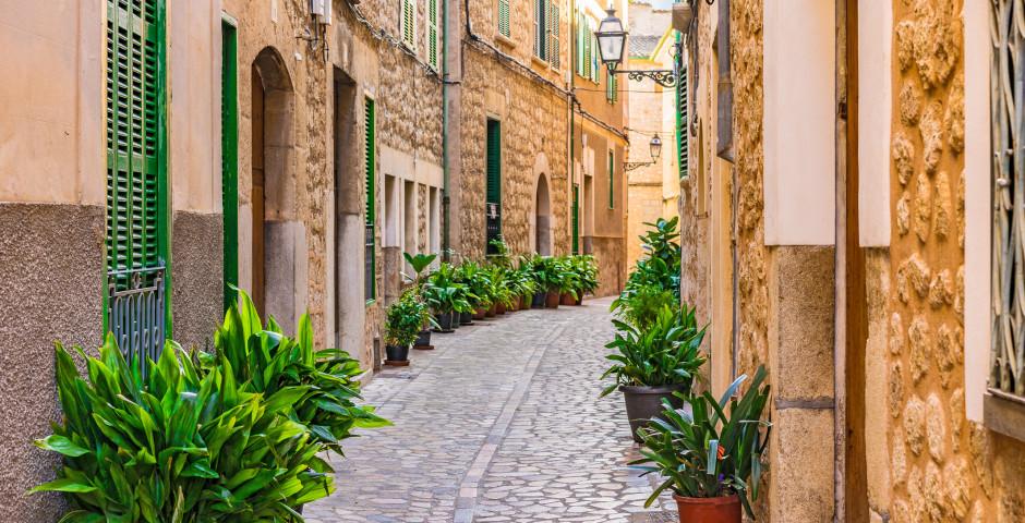 Soller - Altstadt - Mallorca