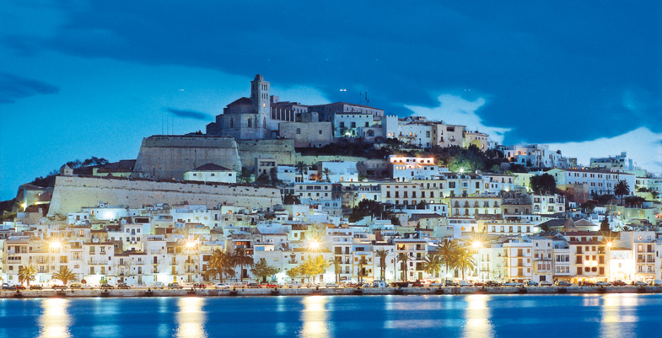 Ibiza by night - Ibiza