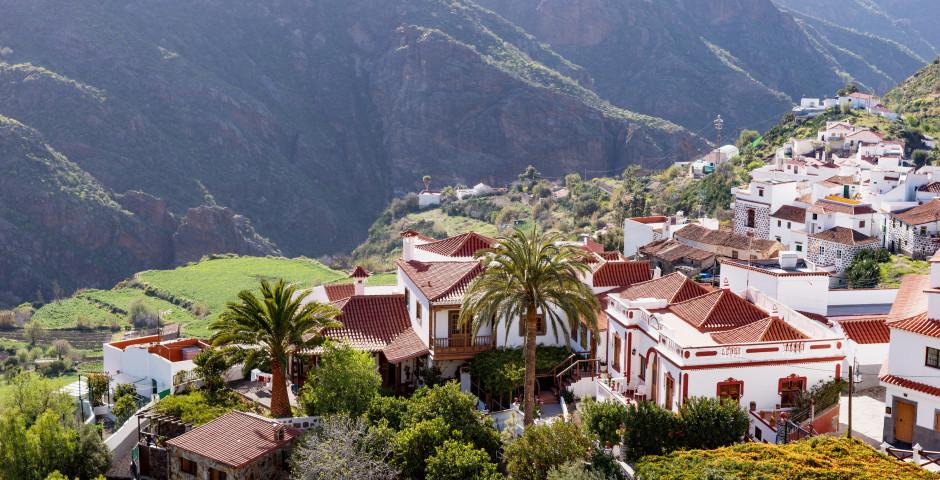 Sicht auf Tejeda - Gran Canaria