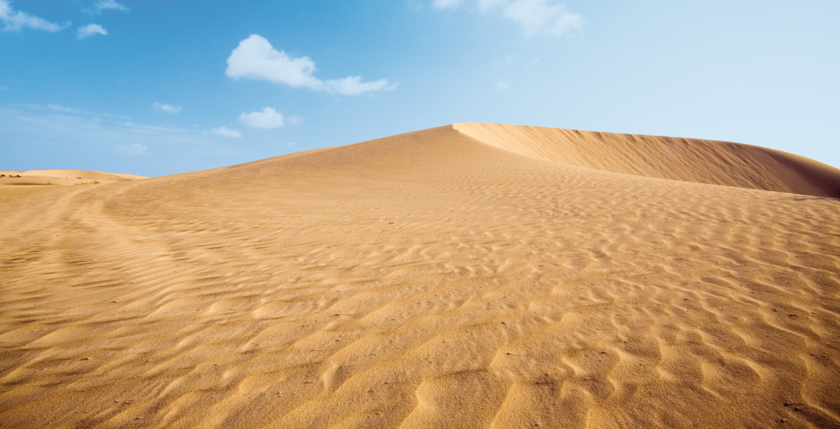 Wanderdünen El Jable - Fuerteventura