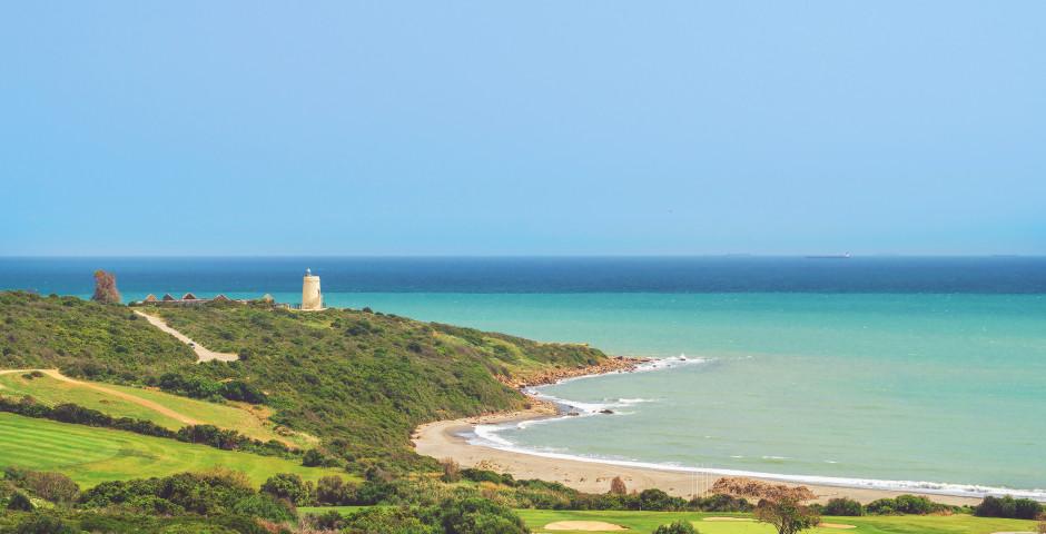 Leuchtturm in Alcaidesa - Costa del Sol