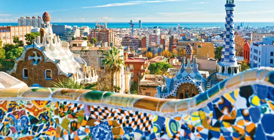 Séjour de rêve, Barcelone, Parc Güell avec vue magnifique - Barcelone