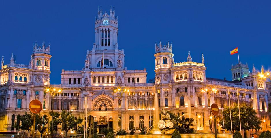 Madrid Städtereise - Madrid & Umgebung