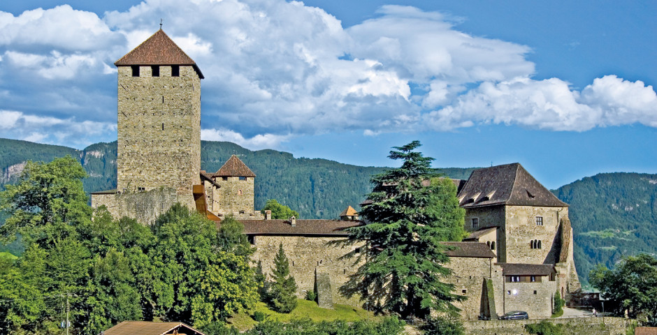 Schloss Tirol - Meran & Umgebung