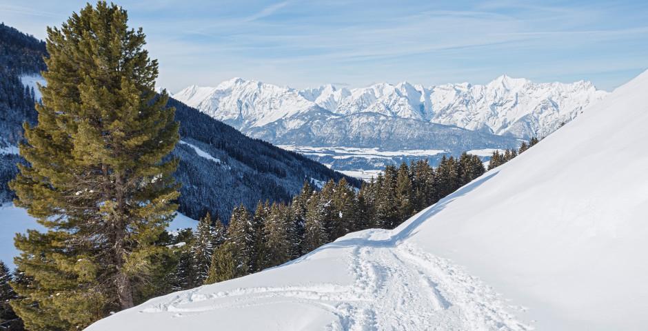 Winter im Unterinntal