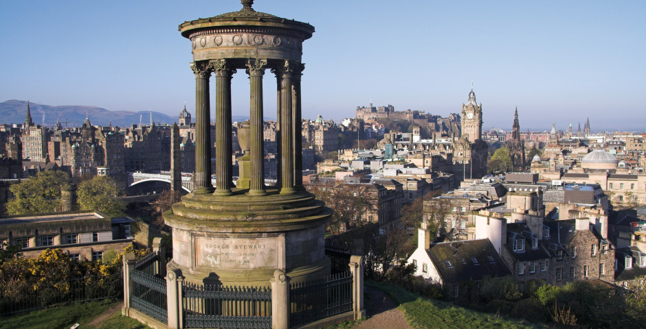 Edinburgh & Surroundings