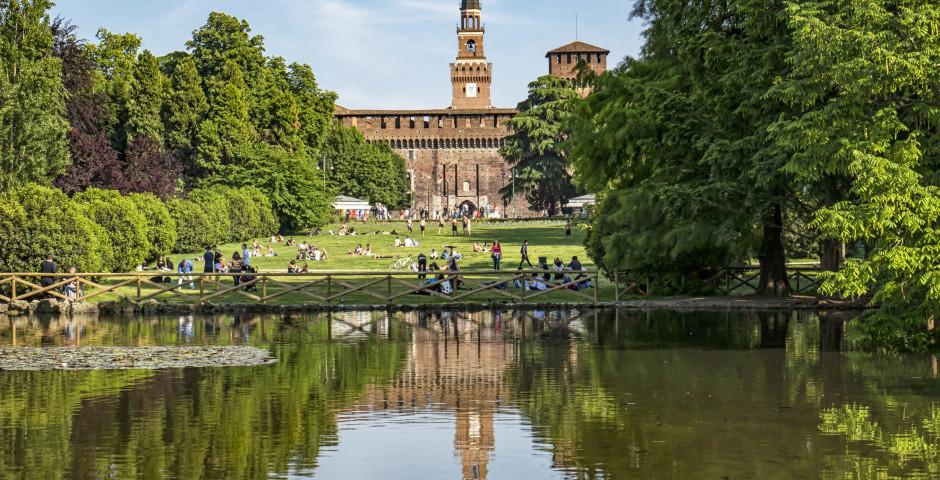 Sempione Park - Mailand
