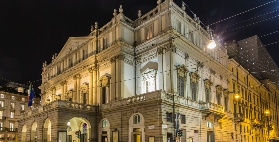 La Scala - Mailand
