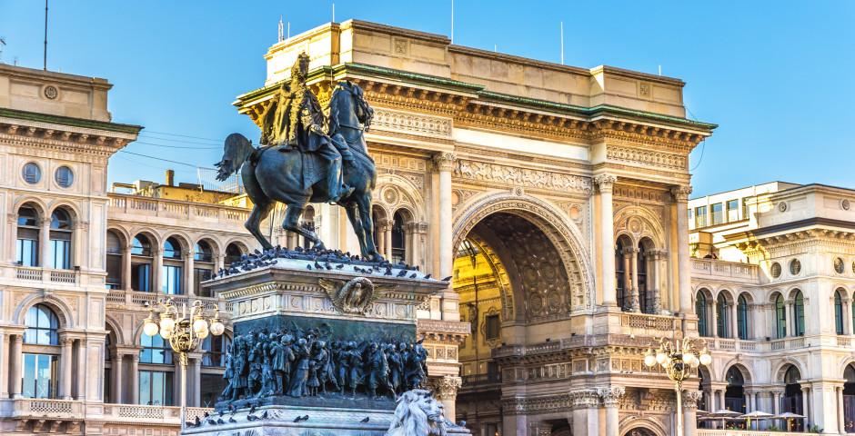 Galleria Vittorio Emannuele II - Milan