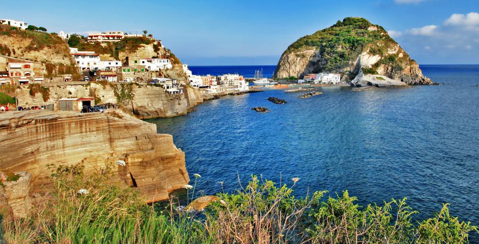 Sant'Angelo auf Ischia - Golf von Neapel