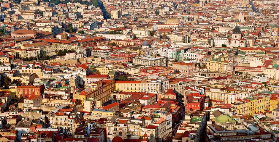 Centre-ville de Naples