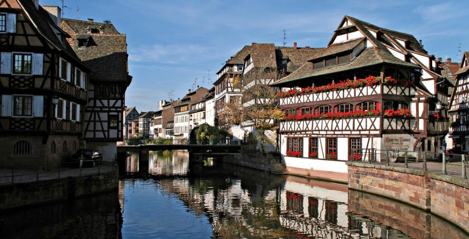 La Petite France - Strassburg
