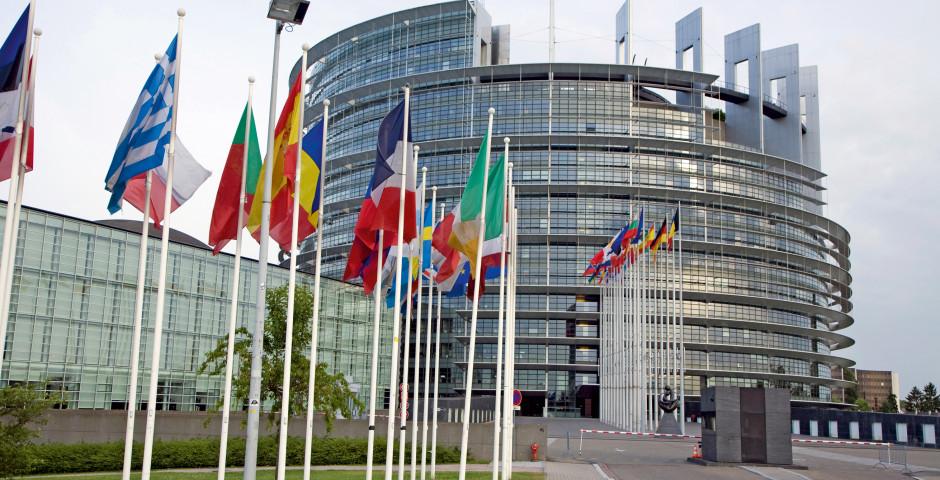 Europäisches Parlament - Strassburg