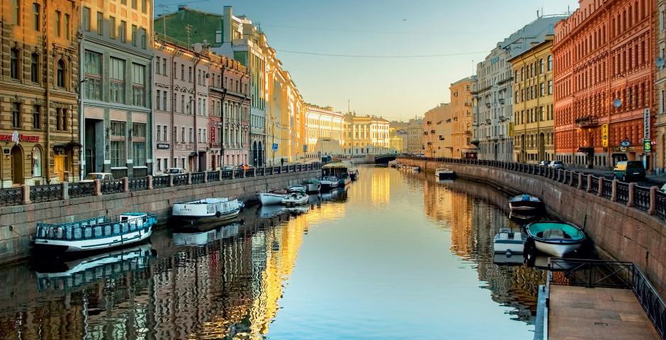 St. Petersburg Städtereise - St. Petersburg