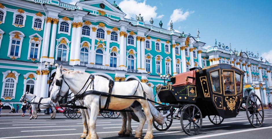 Eremitage - St. Petersburg