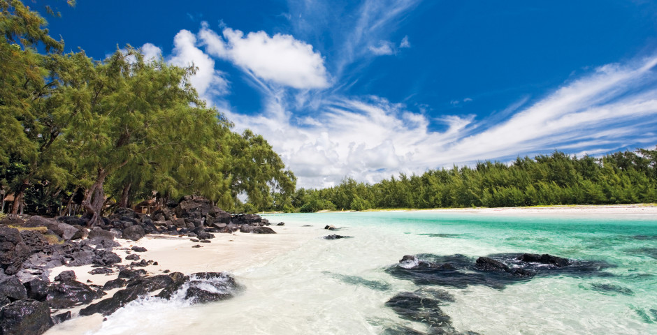 Traumstrände Mauritius