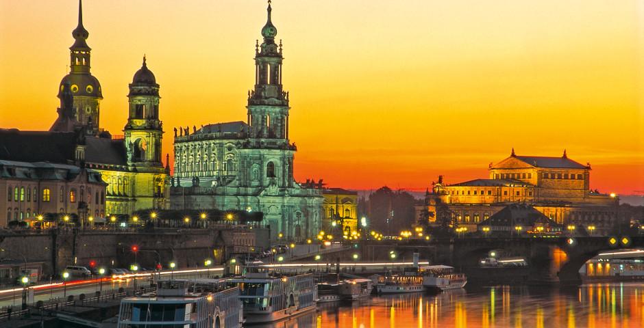 Dresden Städtereise - Dresden