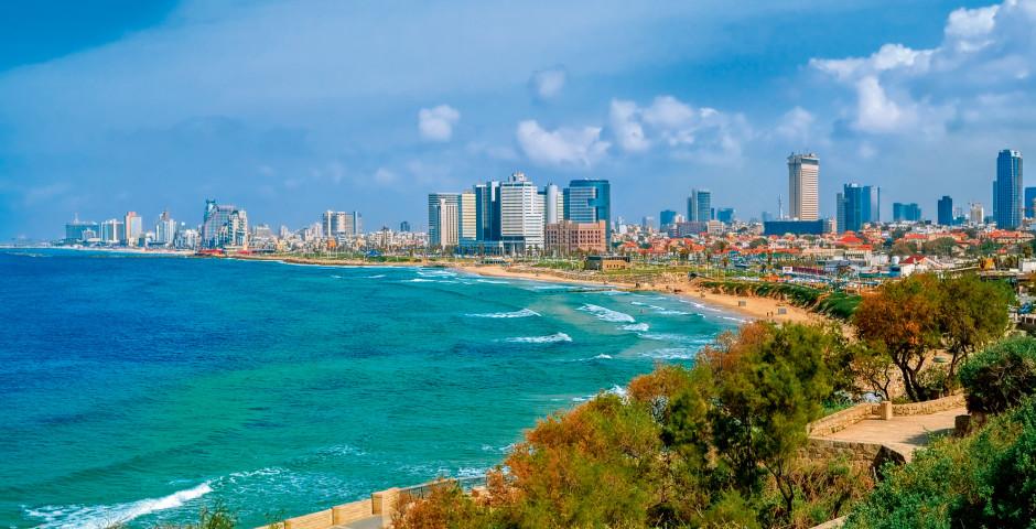 Tel Aviv Städtereise - Tel Aviv