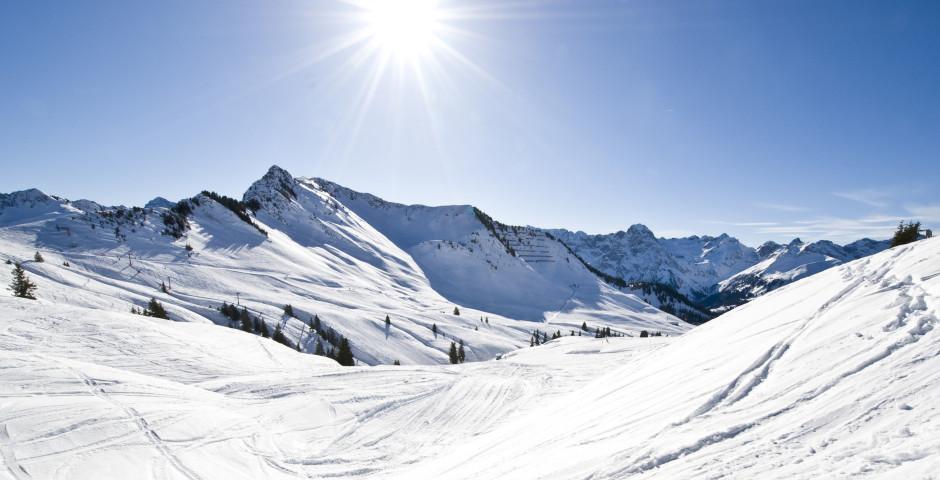 Skifahren im Bregenzerwald - Bregenzerwald