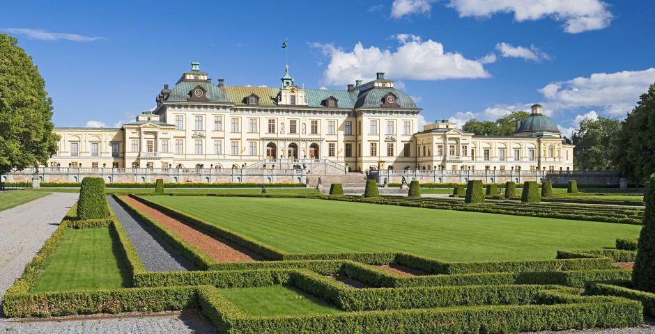 Schloss Drottningholm - Stockholm