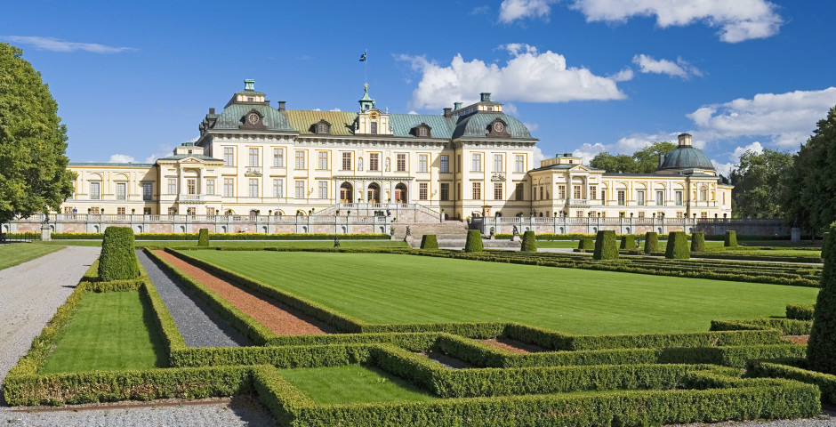 Château Drottningholm - Stockholm