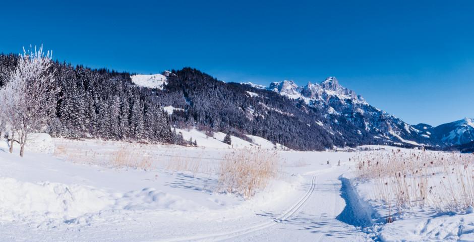 Tannheimertal im Winter
