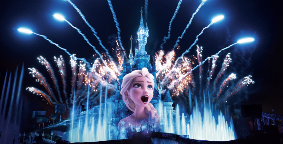 Princesse Elsa, Disneyland® Paris - Parcs d'attractions France