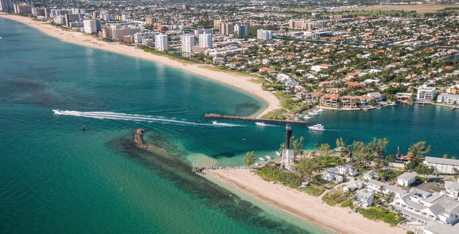 Luftaufnahme - Fort Lauderdale