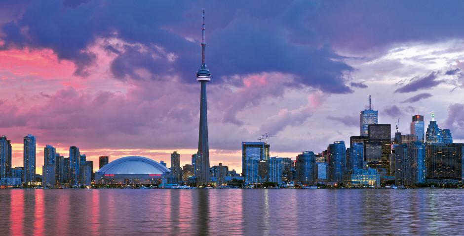 Sonnenuntergang - Toronto