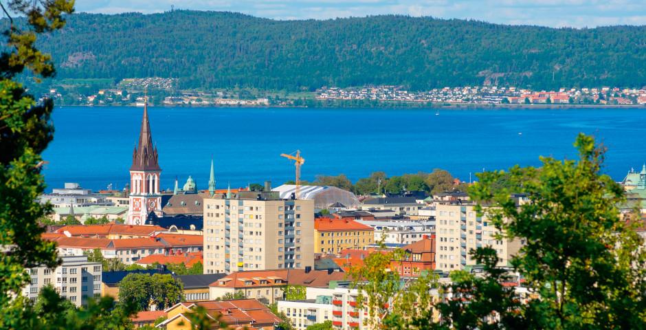 Luftaufnahme - Jönköping