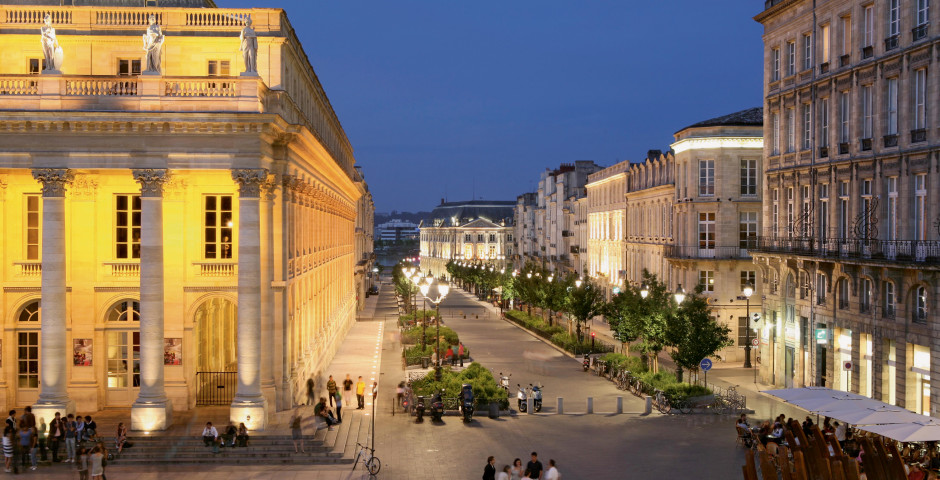 Bordeaux, Le Grand Théatre, Aquitaine - Bordeaux & Umgebung