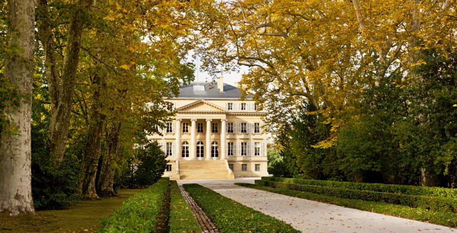Bordeaux, Château Margaux, Médoc, Aquitaine - Bordeaux & Umgebung