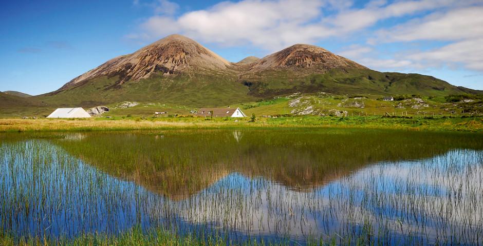 Paysage des Highlands du Nord - Inverness et Highlands du Nord