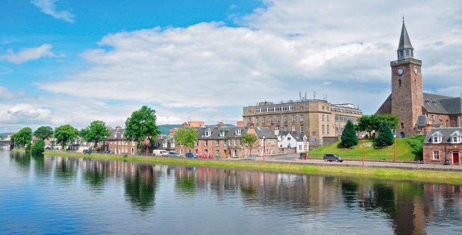 Inverness - Inverness et Highlands du Nord