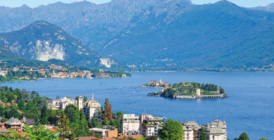 Isola bella - Lac Majeur (côté italien)