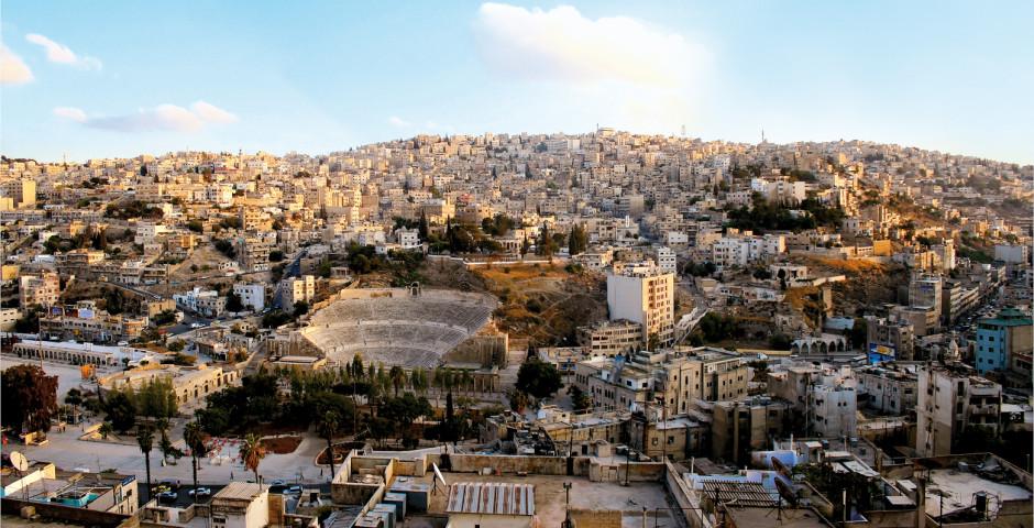 Théâtre antique - Amman