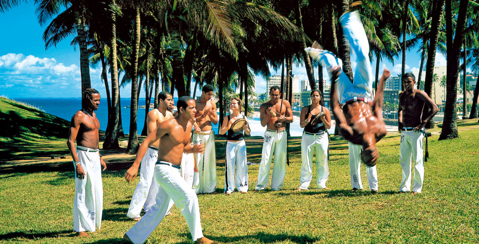 Capoeira - Salvador da Bahia