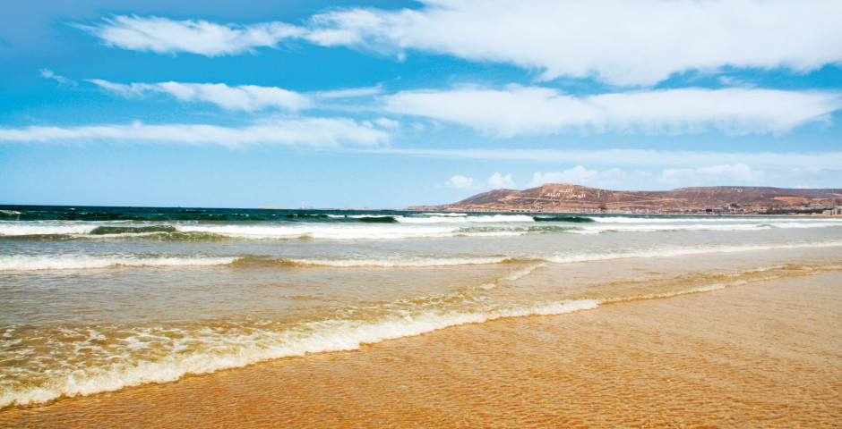 Sandstrand, Agadir - Agadir