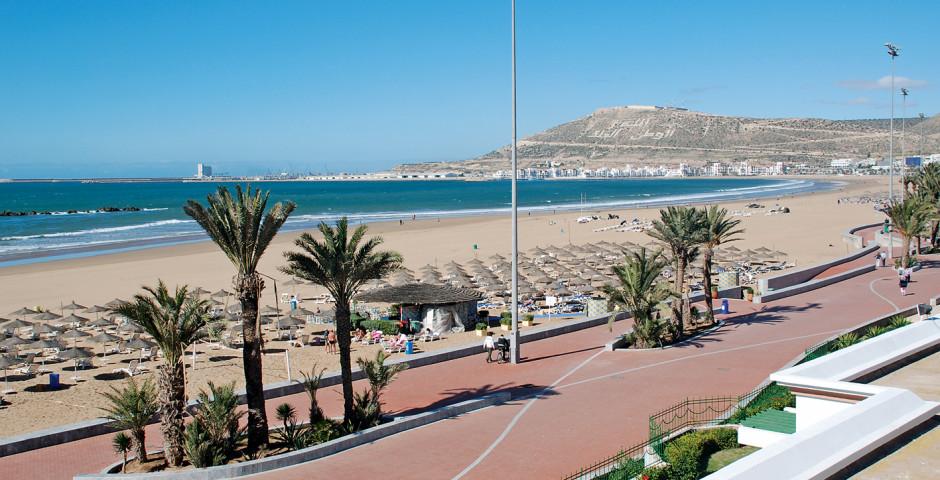 Agadir Strandpromenade - Agadir