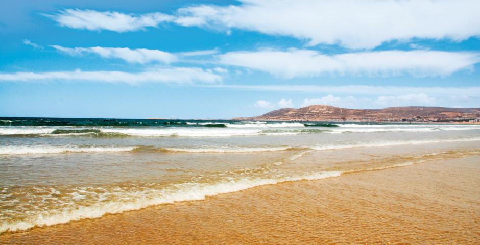 Plage de sable - Agadir