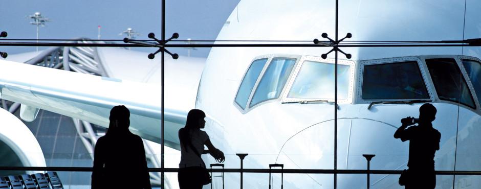 New York Flughafen