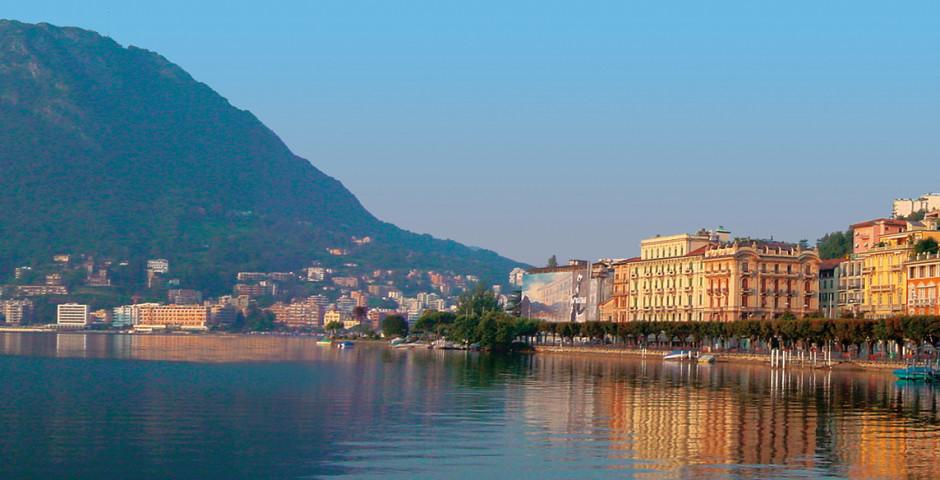 Lugano, Lago di Lugano - Lugano