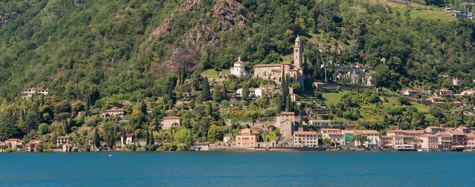 Morcote am Lago di Lugano
